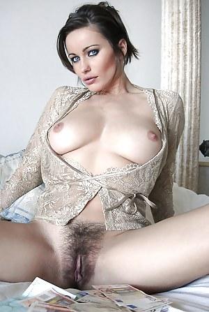 Pics spreading milf Hot naked